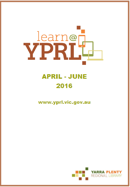 Learn@YPRL_AprilJune2016